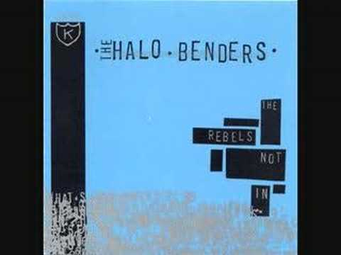 The Halo Benders - Virginia Reel Around The Fountain