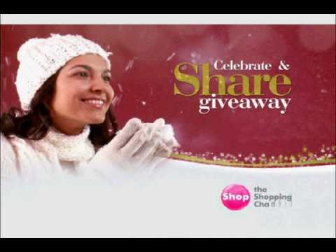 The Shopping Channel - Celebrate & Share Giveaway
