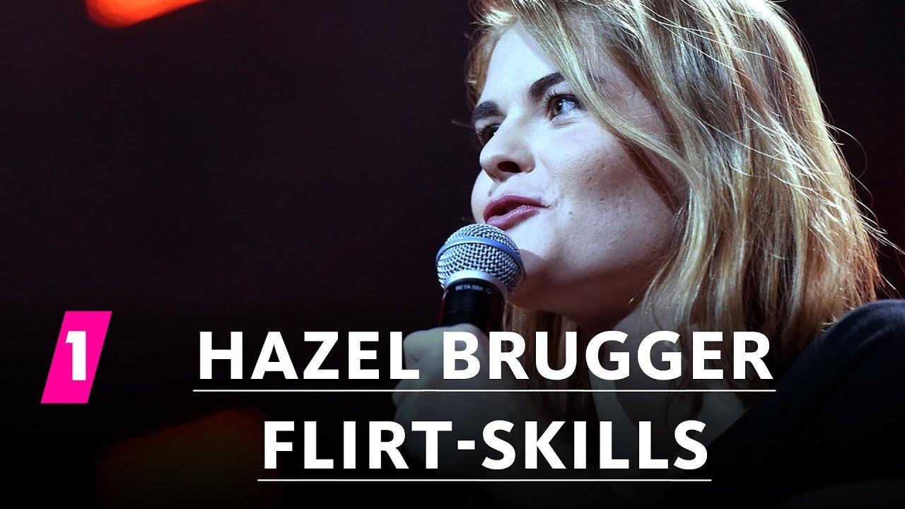 Hazel brugger beziehung