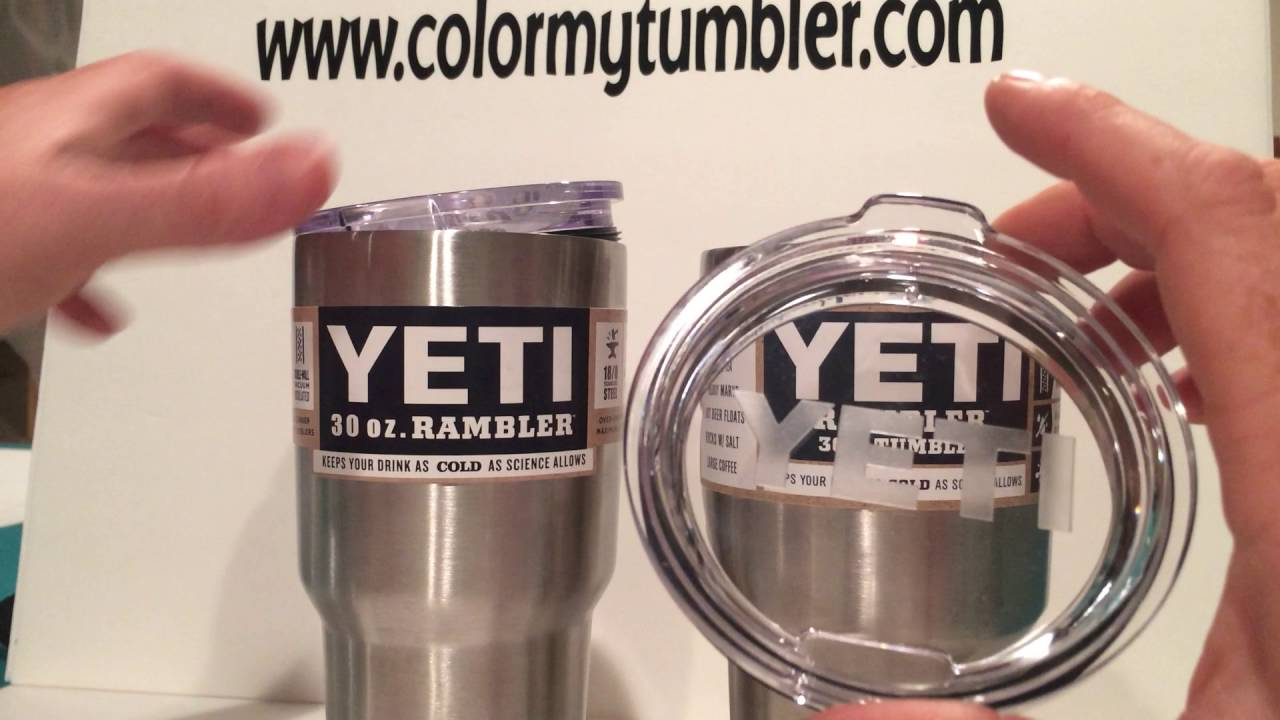 429bc319fd8 BEWARE how to spot fake counterfeit knockoff YETI Rambler Tumbler