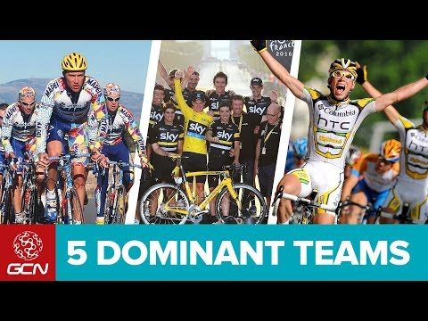 5 Professional Teams That Have Shaped Road Cycling
