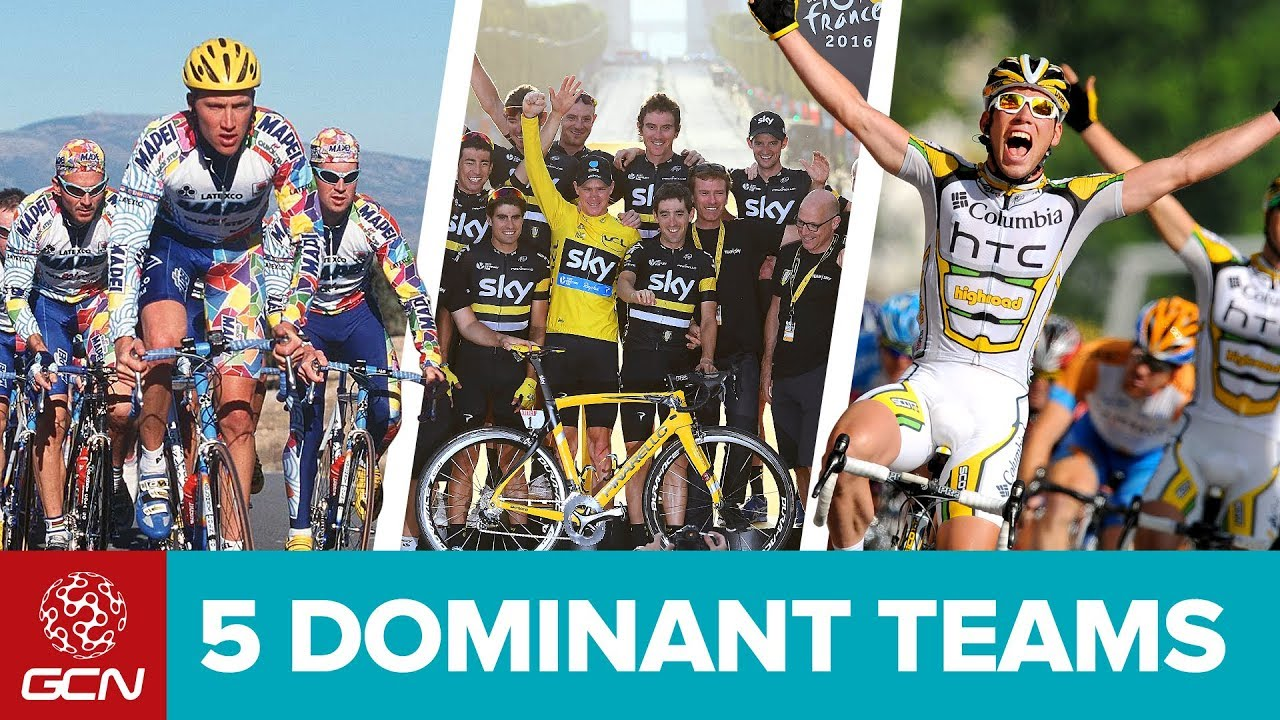 335ad347137 5 Professional Teams That Have Shaped Road Cycling - YouTube
