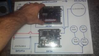 Calculando amperagem da bateria para seu sistema de som.