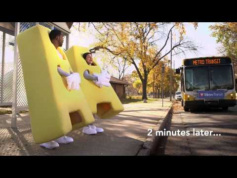 Metro Transit: The easiest way from A to B