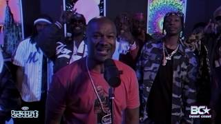 BEAST COAST Basement Cypher (Hosted by Big Tigger)
