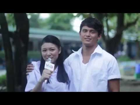 EXCLUSIVE: Para Sa Hopeless Romantic Behind the Scenes