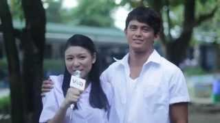 EXCLUSIVE: Para Sa Hopeless Romantic Behind the Scenes
