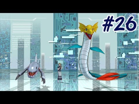 Digimon Story Cyber Sleuth Hacker's Memory Part 26: Crazy Fish Lady!