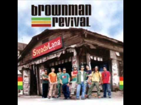 Under the Reggae Moon - Brownman Revival