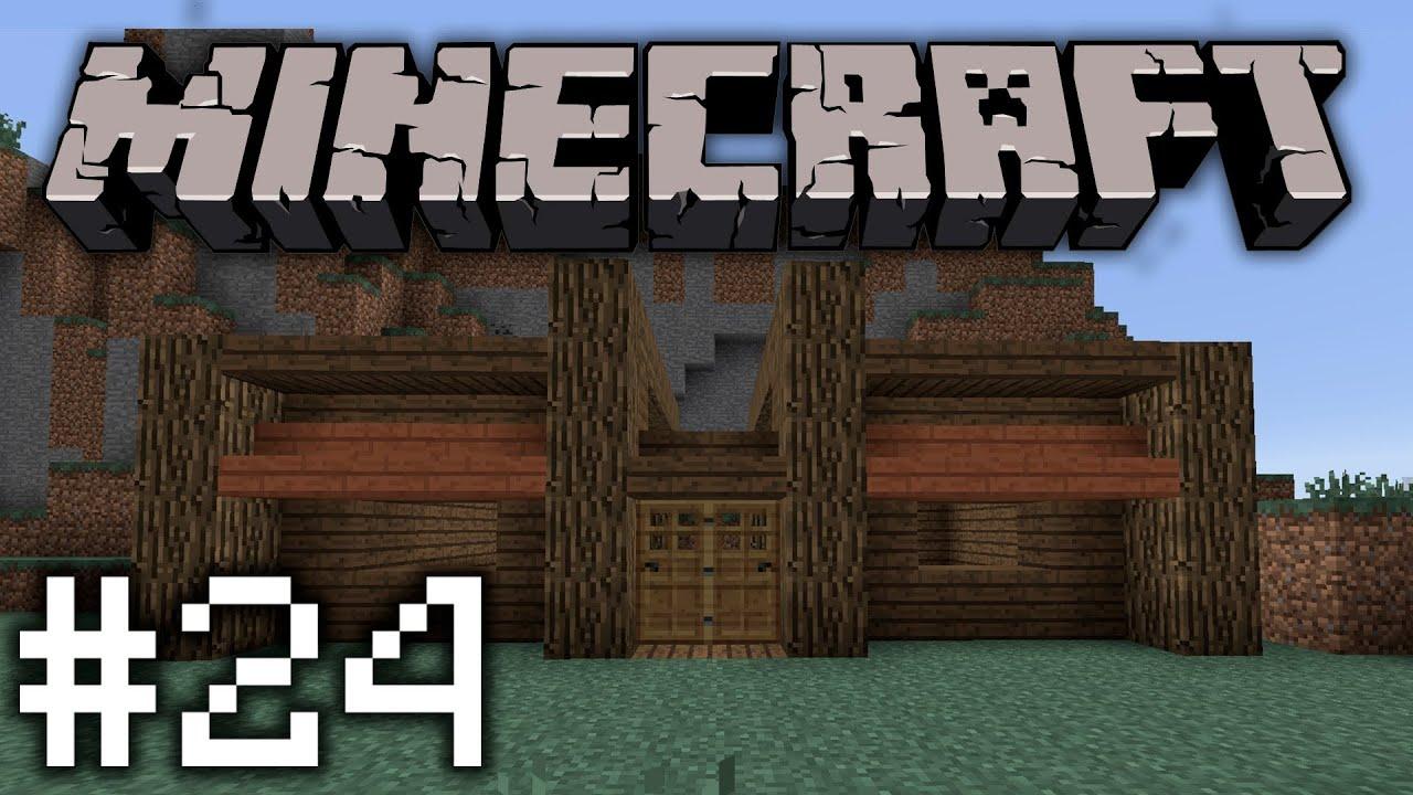 Minecraft Maatila Talon Rakennus Osa 2 By Theminecraftgamer447