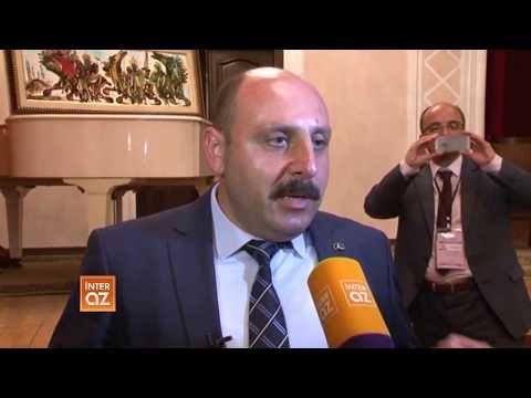 Mehmet Nuri Parmaksız Gecesi Bakü-İnter Az TV Haberi