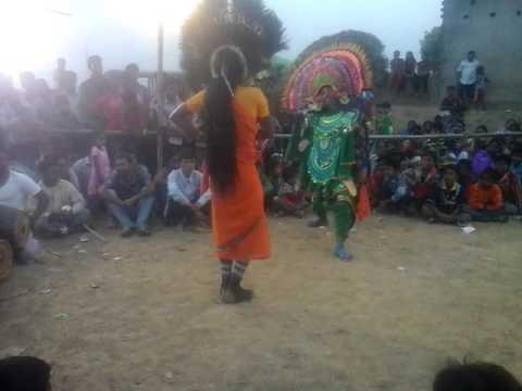 Puruliar chhou dance