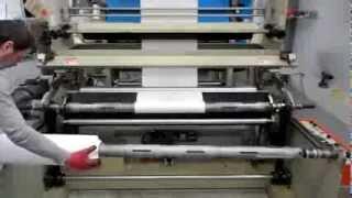 видео Производство полиэтиленовых пакетов