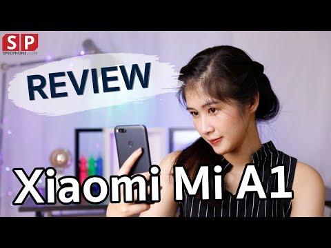 [Review] Xiaomi Mi A1 มือถือกล้องคู่ ที่มาพร้อมกับ Android One ! - วันที่ 15 Oct 2017