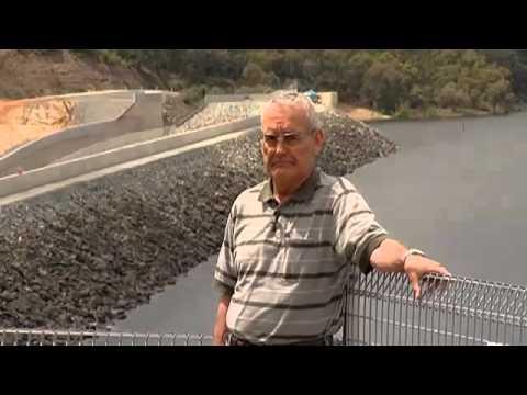 Blowering Dam Part 1