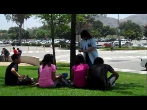 Cal Poly Pomona and Lunch