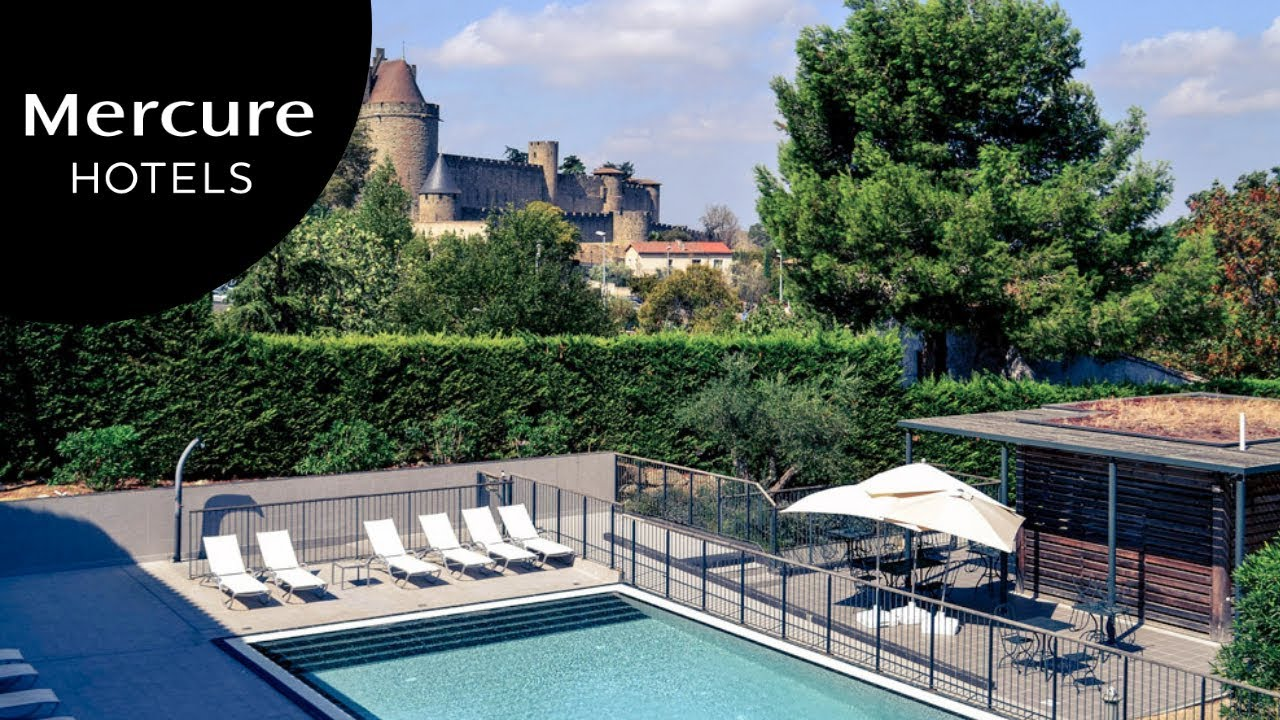 Hotel mercure carcassonne porte de la cit youtube for Hotels carcassonne