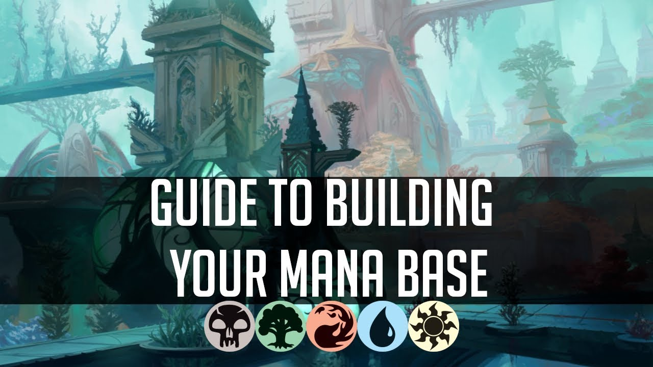 MTG Arena Guide - How To Build Your Mana Base