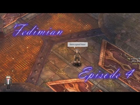 Mage Tower 3F ~ Tree Of Savior Fedimian Episode 4