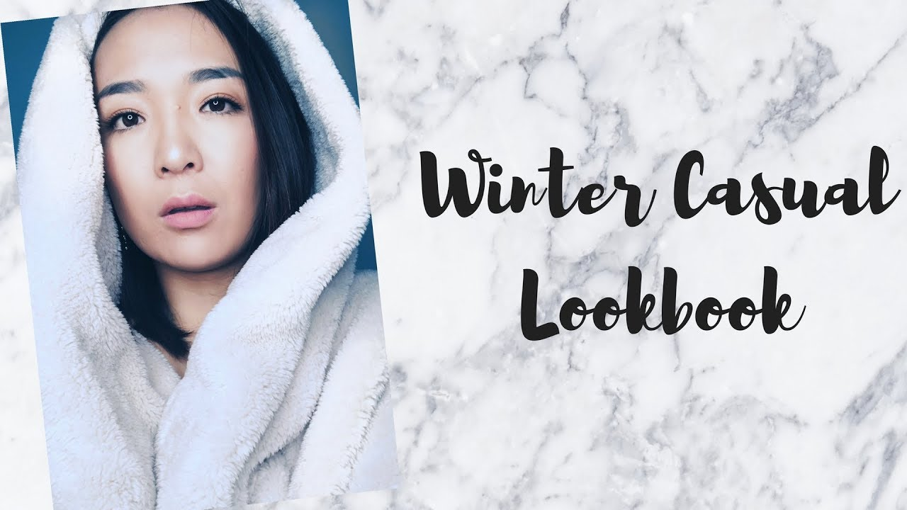 [VIDEO] - Casual Outfit Ideas - Winter casual lookbook 2
