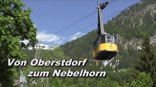 Von Oberstdorf zum Nebelhorn
