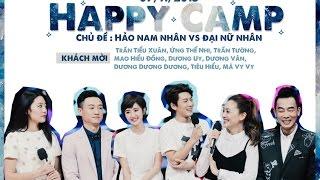 [Vietsub] HAPPY CAMP 07.11.2015 Hảo nam nhân vs đại nữ thần - Trần Tường, Mao Hiểu Đồng