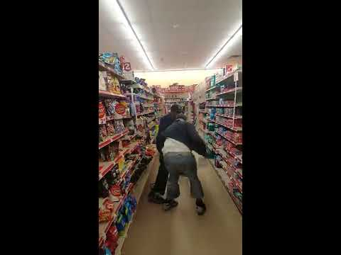 When Stealing Goes Wrong At Family Dollar