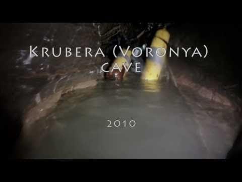 Krubera Voronya Cave: Dive Through Kvitochka