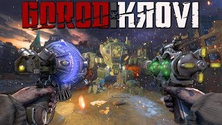 'Gorod Krovi' Solo Easter Egg Speed Run - Zombies World Championship #ZWC