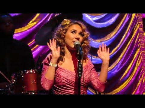 Seven Nation Army - Haley Reinhart and Postmodern Jukebox Live @ The Warfield San Francisco 12-13-15