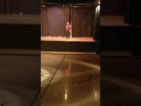 Kettle Falls middle school talent show 2019