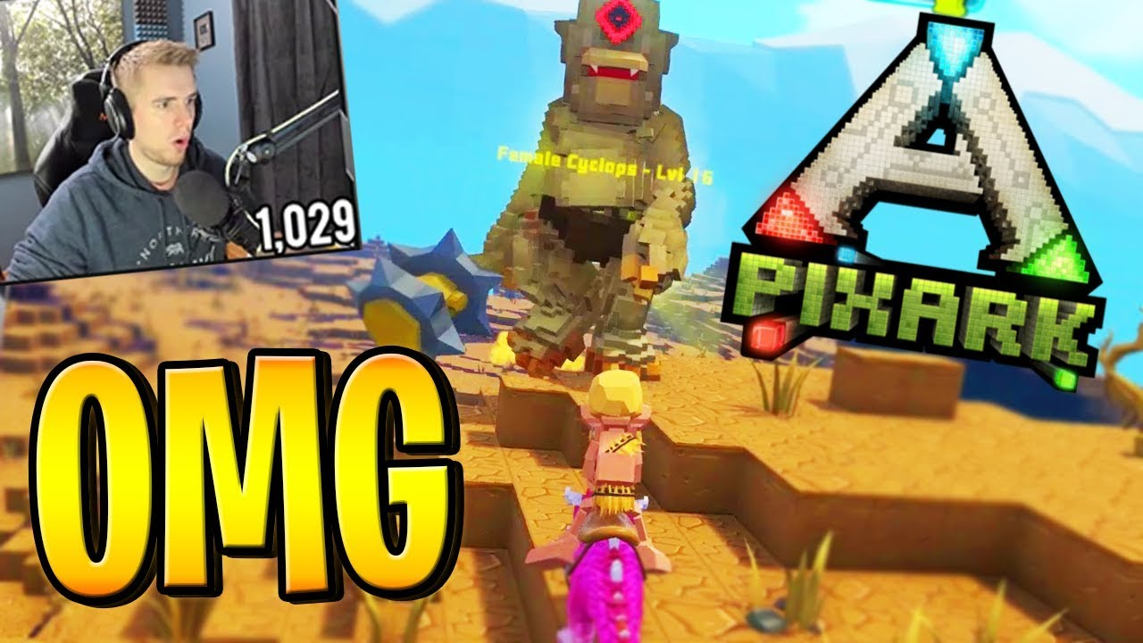 IS THIS GAME GOOD    PixArk Gameplay First Impressions  1    YouTube IS THIS GAME GOOD    PixArk Gameplay First Impressions  1