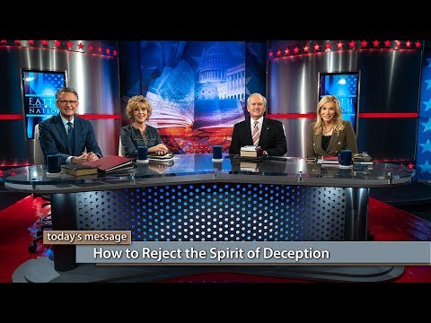 How to Reject the Spirit of Deception