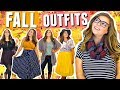 10 FALL OUTFIT ESSENTIALS! FALL 2017 FASHION GUIDE + Trendy Glasses for Fall!