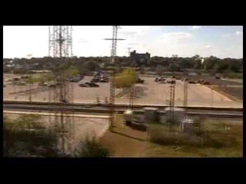 Chicago Union Station/Riding Amtrak Chicago to Flagstaff Part I 9-17-11