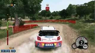 WRC 3: FIA World Rally Championship HD Gameplay