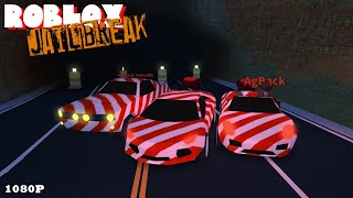 Roblox JAILBREAK 31 - CANDY CANE SQUAD!