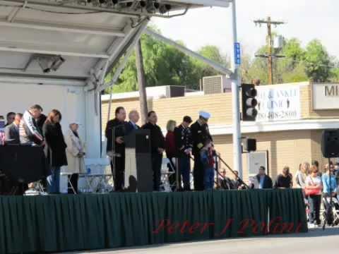 Veteran Day Parade 2011 @SFV