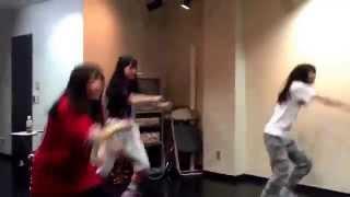 札幌のアイドルユニット ミルクスのダンスレッスンの映像です。 www.mil...