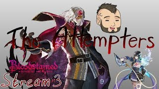 The Atempters   Stream 3   Bloodstained Ritual of the Night   So Many Side Quests