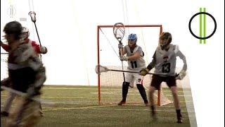 Lacrosse hazai pályán