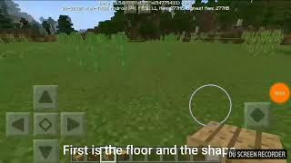 How to make a starters house in minecraft