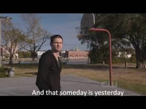 End Of One Tree Hill Nathans Quote 9x13 Youtube