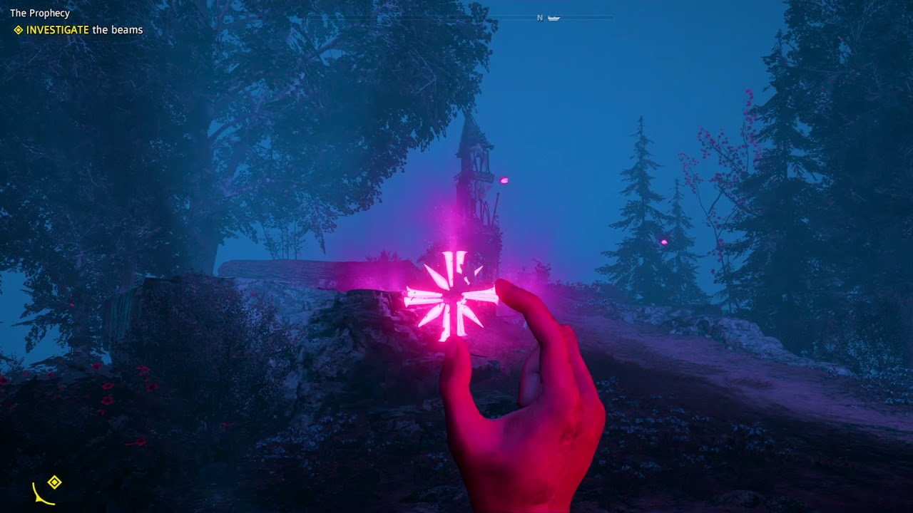 far cry new dawn prophecy