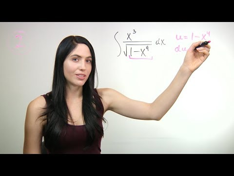 How To Integrate Using U-Substitution (NancyPi)