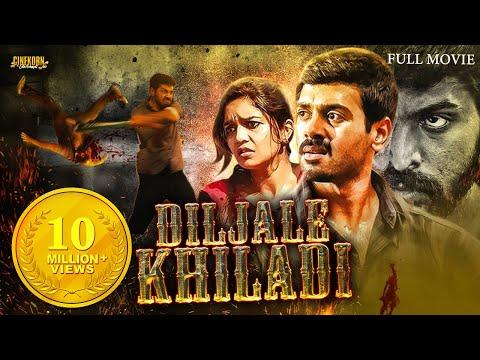Diljale Khiladi (Thiri) 2019 New Hindi Dubbed   Latest South Action Movie