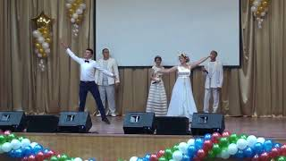 050 Елабужские электрические сети   Песня «Ак чэчэклэр»