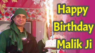 SJ Media World Wish all of You Very Very HAPPY BIRTHDAY MALIK SAHIB JOT JI