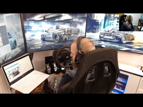 euro truck simulator 2/ assetto corsa how to setup three screens
