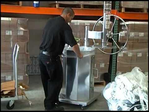 trash compactor doovi. Black Bedroom Furniture Sets. Home Design Ideas